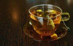 consumir té