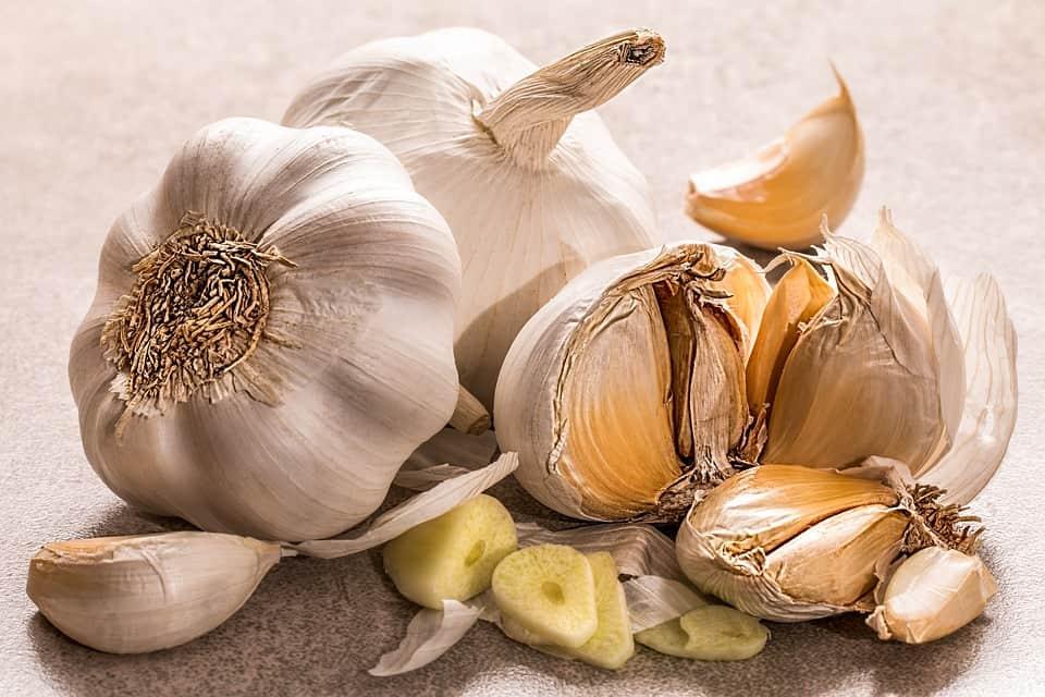 propiedades antiinflamatorias del ajo