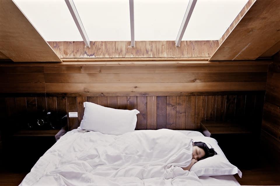 beneficios del descanso para tratar el resfrío