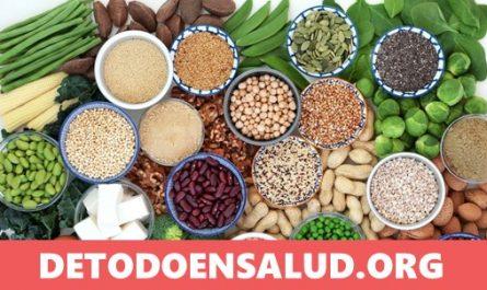 alimentos con proteina vegetal principales fuentes de proteina vegetariana