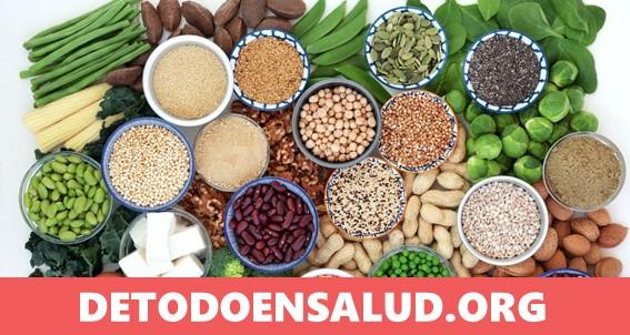 Principales fuentes de proteína vegetarianas