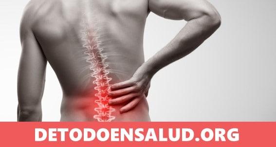 Realiza esta mezcla y olvídate del dolor de espalda y de las articulaciones