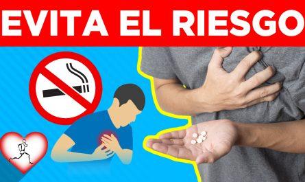 10 maneras de prevenir un ataque cardiaco o al corazón y como saber si estas en riesgo