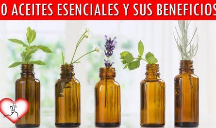 10 Mejores aceites esenciales que encontraras en la naturaleza
