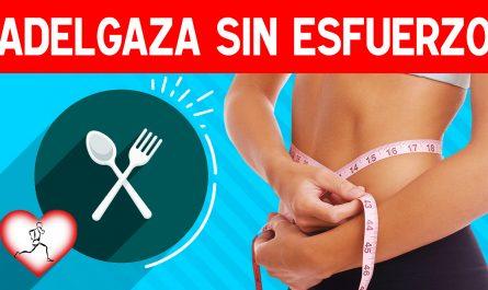 16 Cosas que puedes hacer comer menos y lograr perder peso