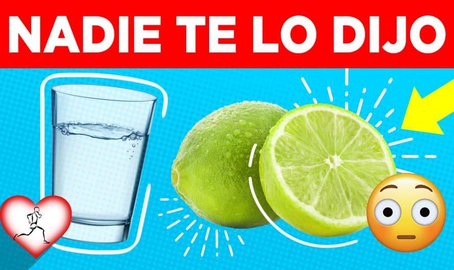 20 Beneficios de beber agua tibia con limón en ayunas que nadie te ha contando