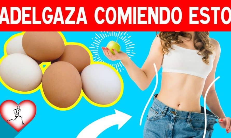 20 Mejores alimentos para bajar de peso que realmente funcionan