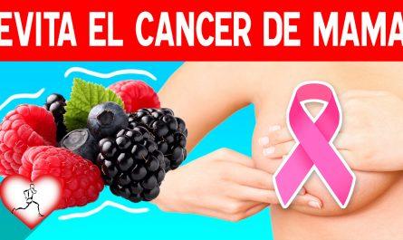 20 Súper alimentos que previenen el cáncer de mama