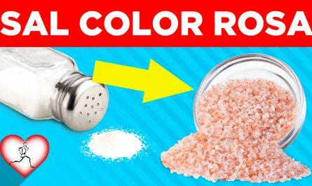 5 Beneficios de la sal del Himalaya y porque es mejor que la sal de mesa