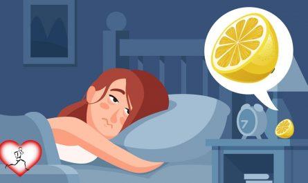 8 Razones por las que deberías dejar un limon al lado de tu cama todas las noches