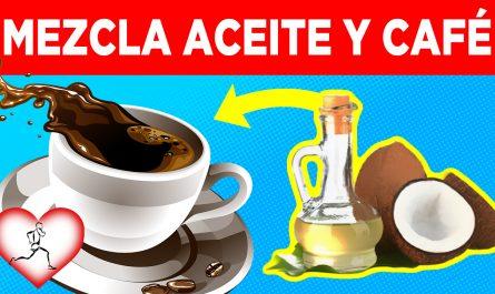 Agrega una cucharada de aceite de coco al café y mira lo que pasará en tu cuerpo