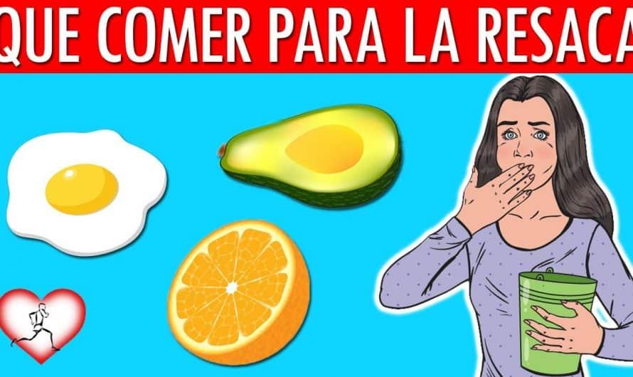 10 Alimentos para la resaca, guayabo o cruda que debes comer para sentirte mejor