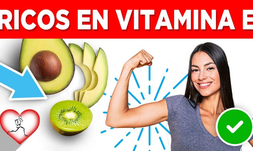 10 Alimentos ricos en VITAMINA E que no debes dejar de comer