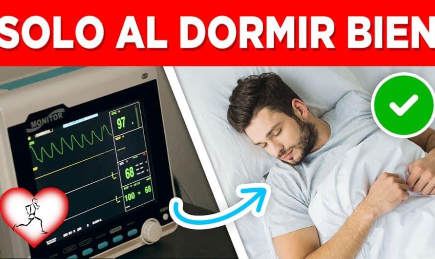 10 Cosas que pasan en tu cuerpo cuando duermes bien todas las noches