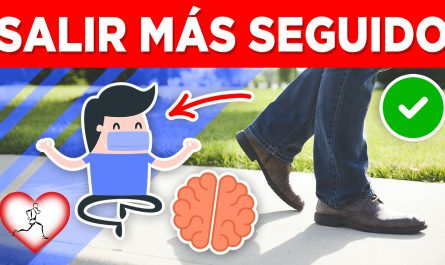 Por qué debes SALIR DE CASA al menos 10 minutos TODOS LOS DIAS