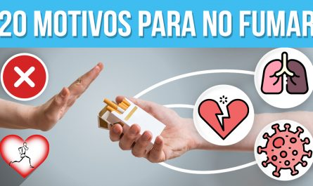 20 Razones para dejar de fumar ahora mismo o pasará ESTO