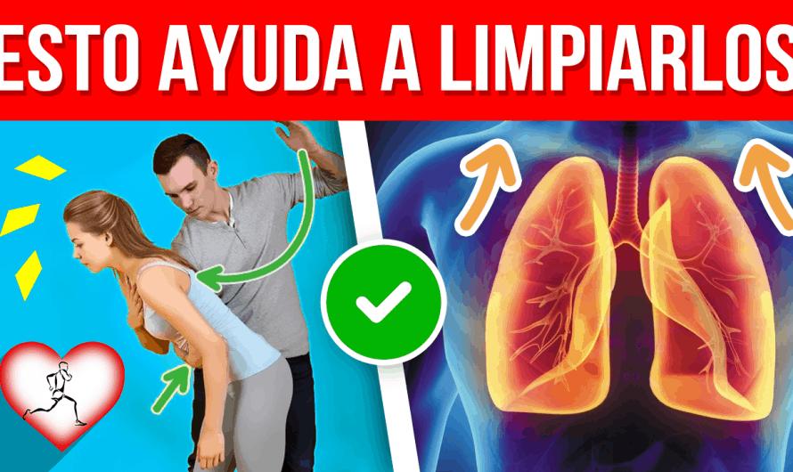 Como DESINTOXICAR LOS PULMONES y limpiar las vías respiratorias con estos 10 tratamientos