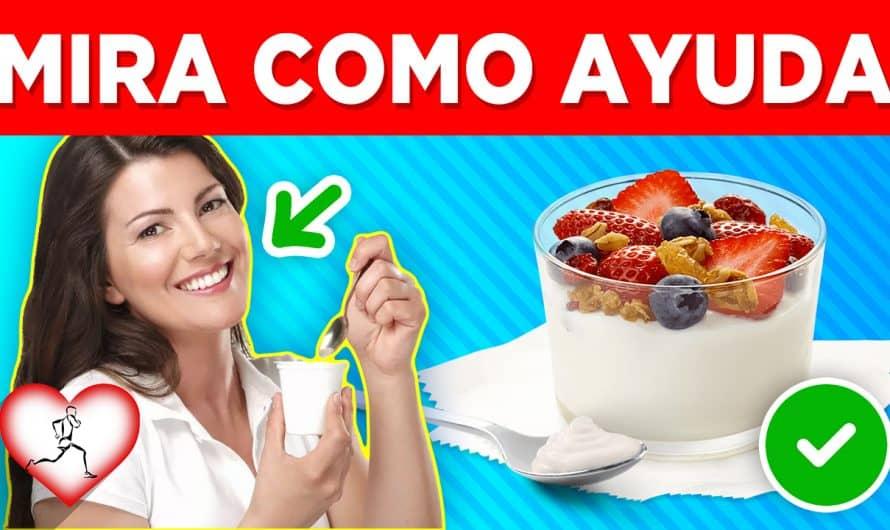 Vas a querer tomar YOGURT todos los días luego de conocer estos 10 BENEFICIOS del yogurt