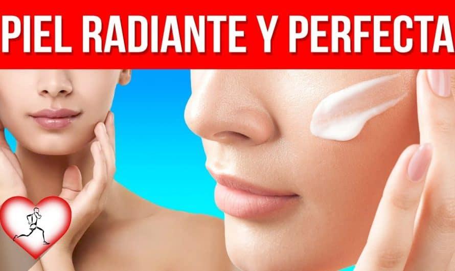 10 Remedios caseros para una piel radiante y joven