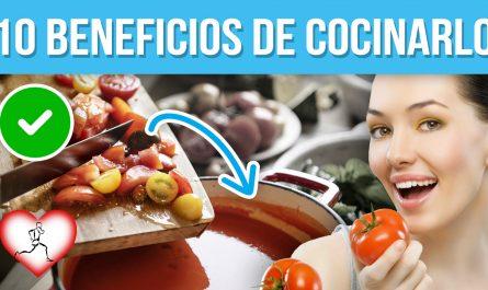 10 Razones por las que deberías comer más TOMATES cocidos a diario