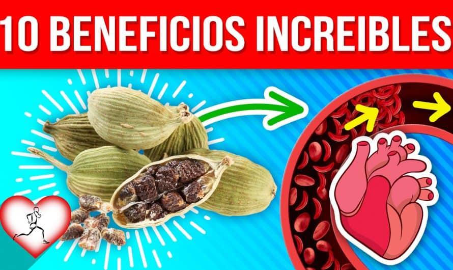 El cardamomo puede bajar la presión, combatir el cáncer, disminuir la inflamación y mucho mas