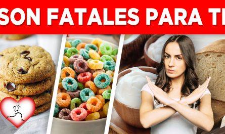 Si tienes DIABETES TIPO 2 nunca deberías consumir estos 10 Alimentos