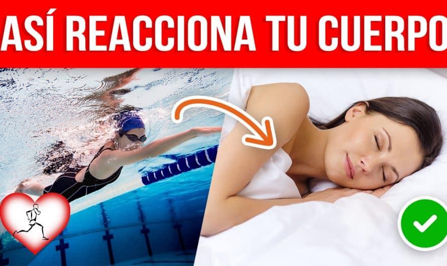 10 BENEFICIOS de ir a nadar al menos dos veces a la semana y porque debes hacerlo