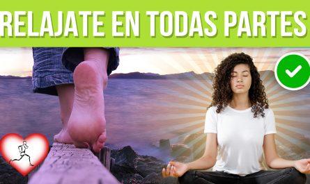 10 Beneficios de la MEDITACIÓN caminando y como empezar a practicarla