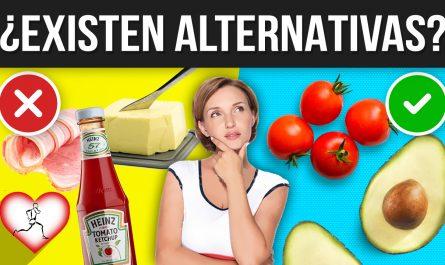 10 Alimentos PROCESADOS que no deberías comer más de 1 vez al mes y 10 alternativas más saludables