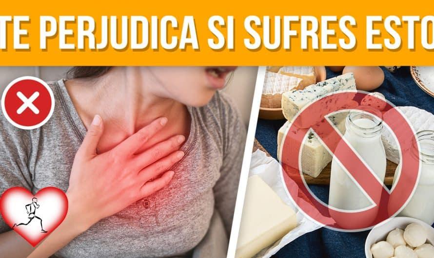 7 ALIMENTOS prohibidos y peligrosos para los PULMONES cuando tienes EPOC