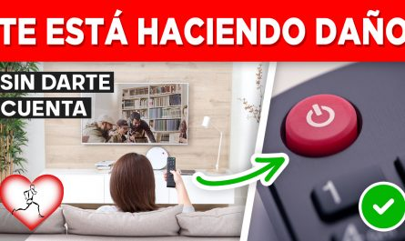 8 Razones por las que deberías DEJAR DE VER TELEVISIÓN ahora mismo