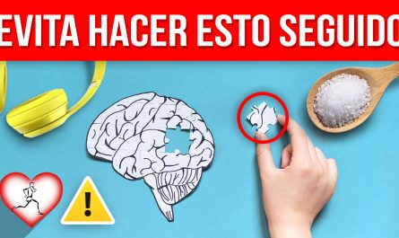 12 HÁBITOS que están ocasionando DETERIORO Cognitivo o Alzhéimer sin que te des Cuenta