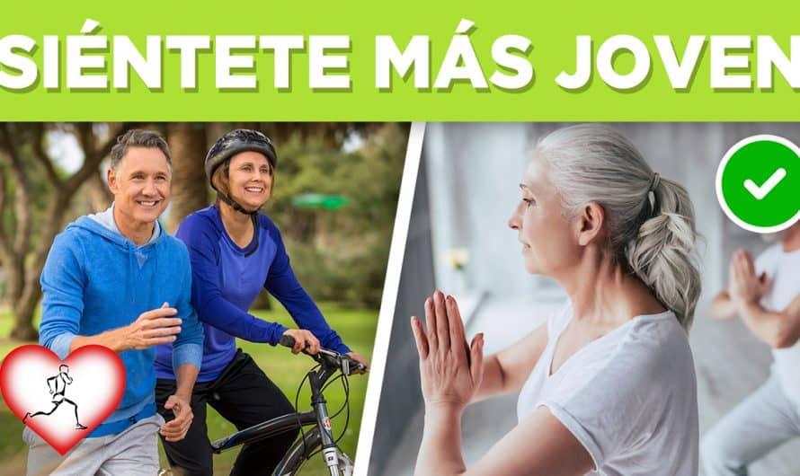 Por qué si haces ejercicio en la Tercera Edad VIVIRAS por mucho más Tiempo