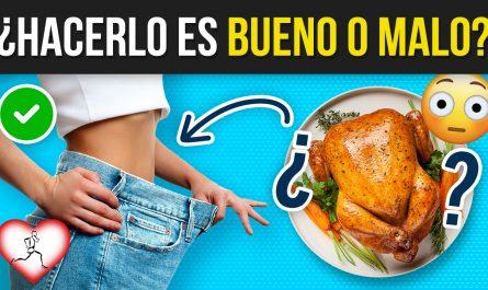 10 COSAS que pasaran en tu cuerpo cuando comes CARNE DE POLLO todos los días