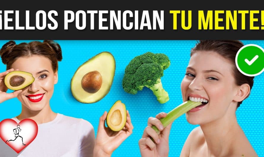 10 Alimentos para MEJORAR la salud CEREBRAL y tu INTELIGENCIA
