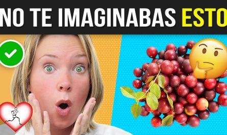 11 BENEFICIOS de la fruta CAMU CAMU para la salud basados en evidencia CIENTÍFICA
