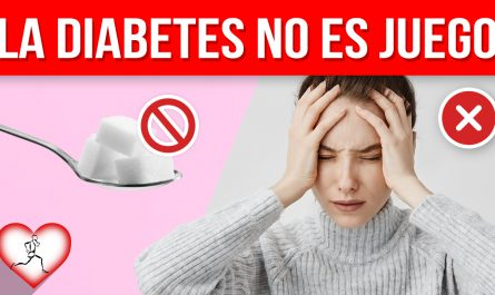 9 COSAS que pueden pasarte SI NO TE CUIDAS y padeces de diabetes TIPO 2