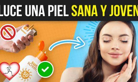 10 Cuidados SENCILLOS para mantener tu piel SANA Y JOVEN desde casa
