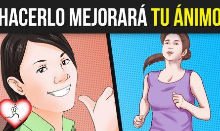 10 Ejercicios que te HARÁN MÁS FELIZ si sufres de DEPRESIÓN que deberías PRACTICAR