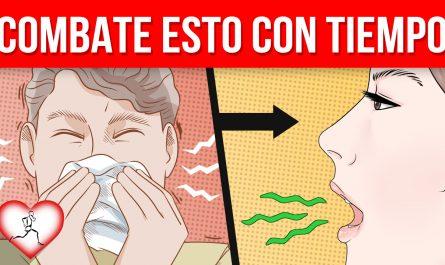 10 SÍNTOMAS de una infección sinusal que no debería ignorar para combatirlo a tiempo