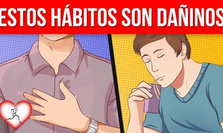 10 COSAS que elevan tu PRESIÓN ARTERIAL silenciosamente y debes dejar de hacer