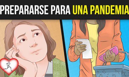 10 Maneras de PREPARASE para una PANDEMIA que TIENES que conocer ahora mismo