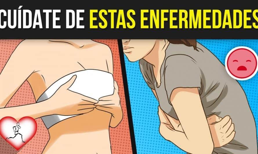 10 Síntomas de ENFERMEDADES muy PELIGROSAS que ninguna MUJER debería IGNORAR