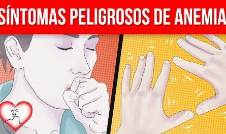 10 Síntomas de que tu CUERPO tiene ANEMIA por DEFICIENCIA en VITAMINAS que no DEBES ignorar