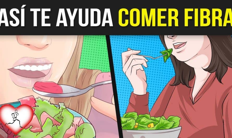 10 Sorprendentes BENEFICIOS que obtendrás si COMES MÁS FIBRA en tus comidas