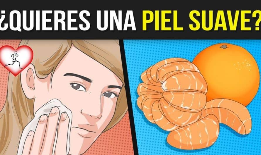10 Increíbles ALIMENTOS que estimulan la PRODUCCIÓN de COLÁGENO para la salud de la piel y articular