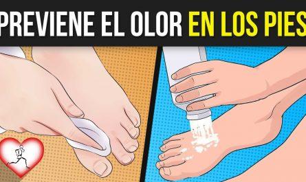 ¿MAL OLOR EN LOS PIES? 10 remedios caseros para pies malolientes que si funcionan