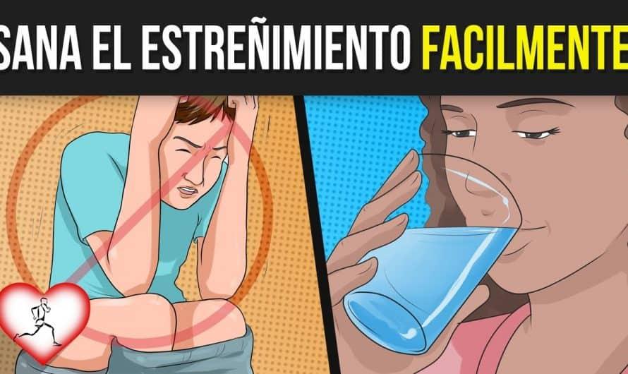 10 Remedios NATURALES para ALIVIAR el ESTREÑIMIENTO sin salir de CASA
