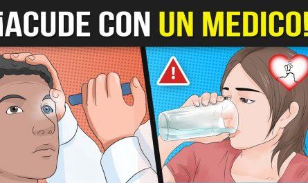 11 Síntomas INUSUALES de que estás PADECIENDO DIABETES y debes ir a REVISARTE de inmediato