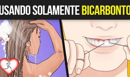 11 Sorprendentes BENEFICIOS del BICARBONATO DE SODIO para la SALUD y la BELLEZA